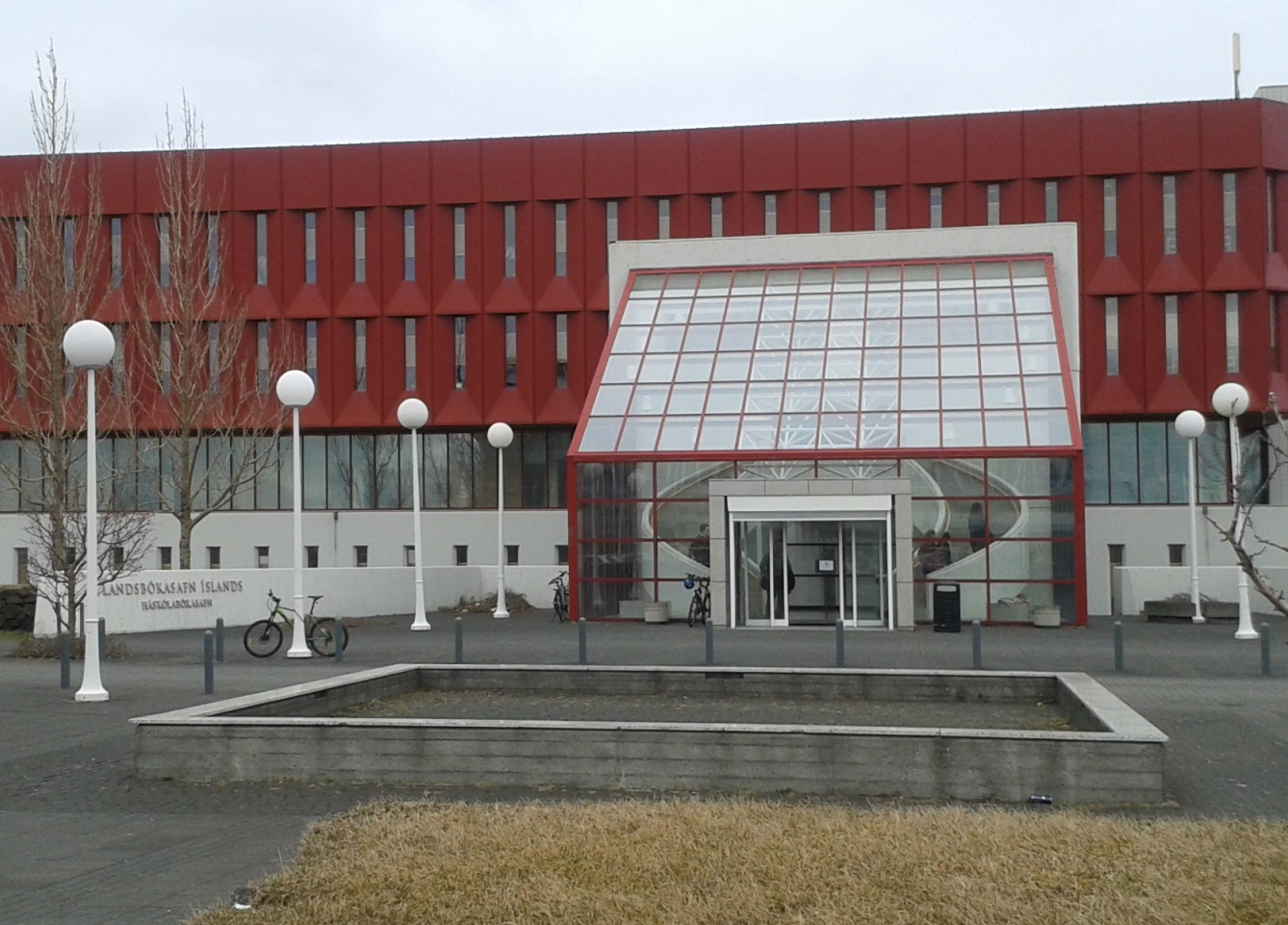 The National and University Library of Iceland