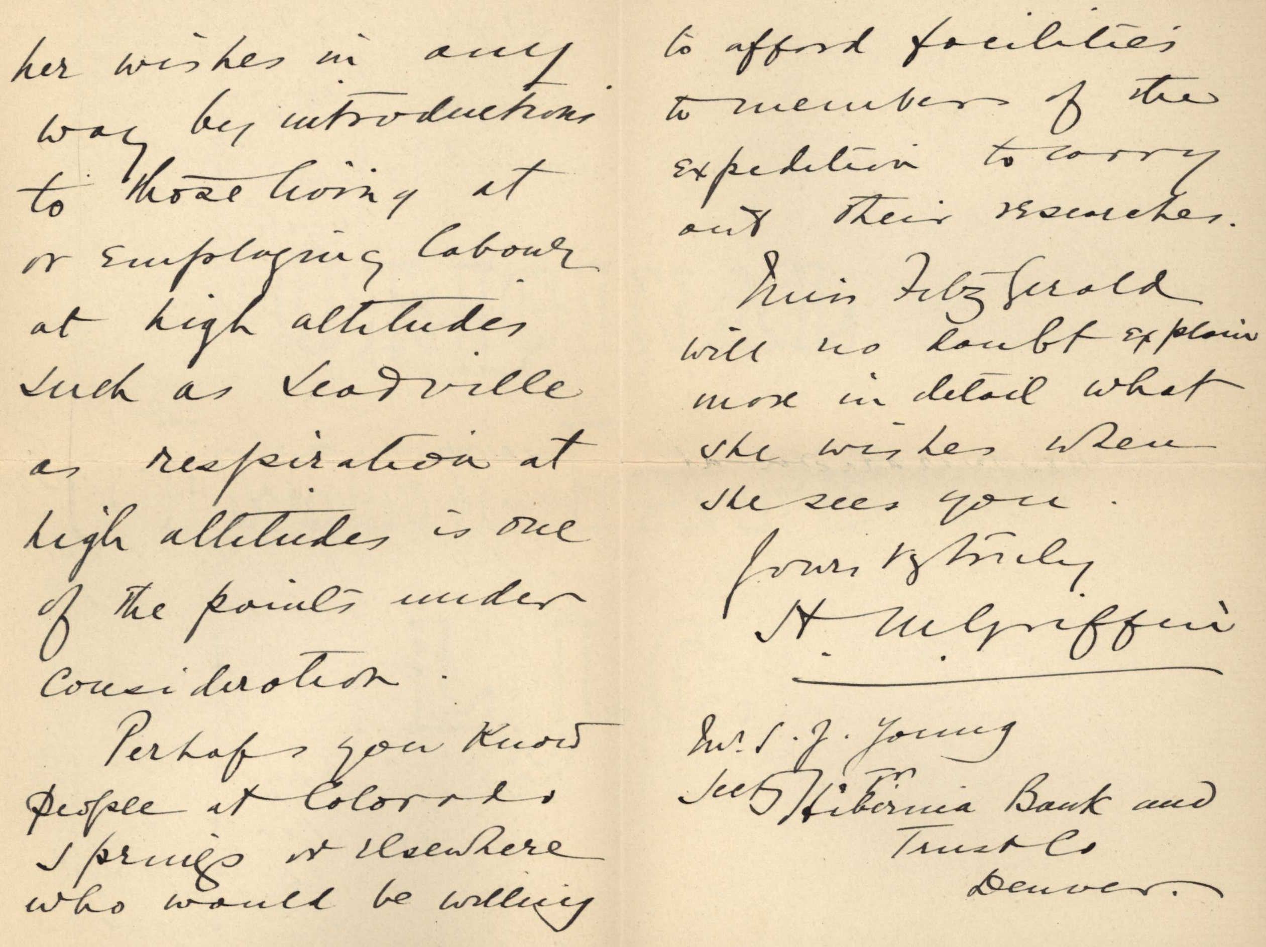 17 Jun 1911 letter [Temp. box FitzGerald 4]