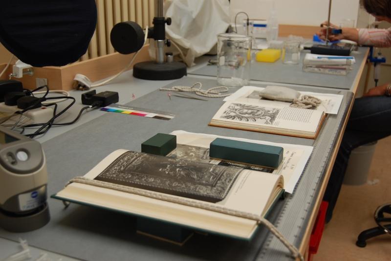 Prventive conservation research