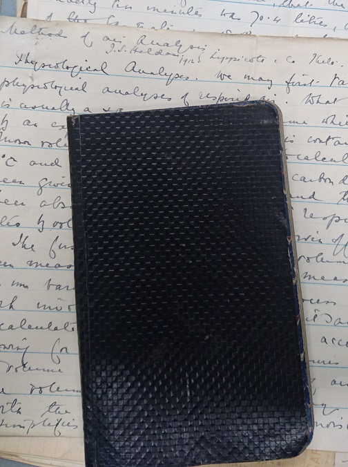 FitzGerald Notebook
