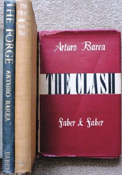 The Forge, The Track and The Clash (Faber & Faber, 1941, 1943, 1946)
