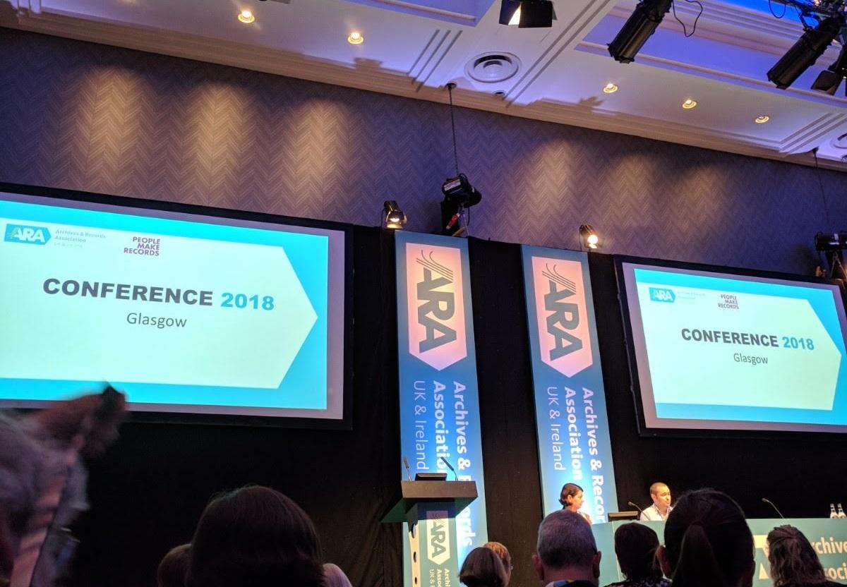 ARA Annual Conference 2018, Grand Central Hotel, Glasgow