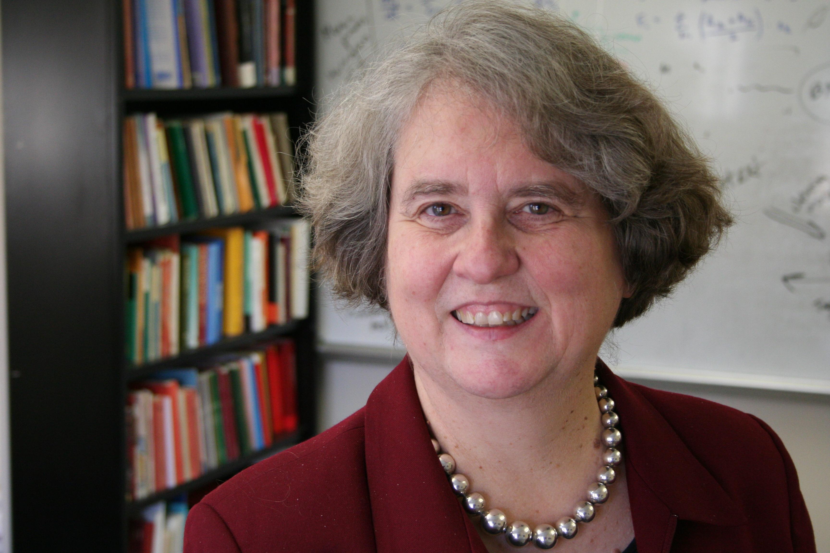 Prof Janet Pierrehumbert