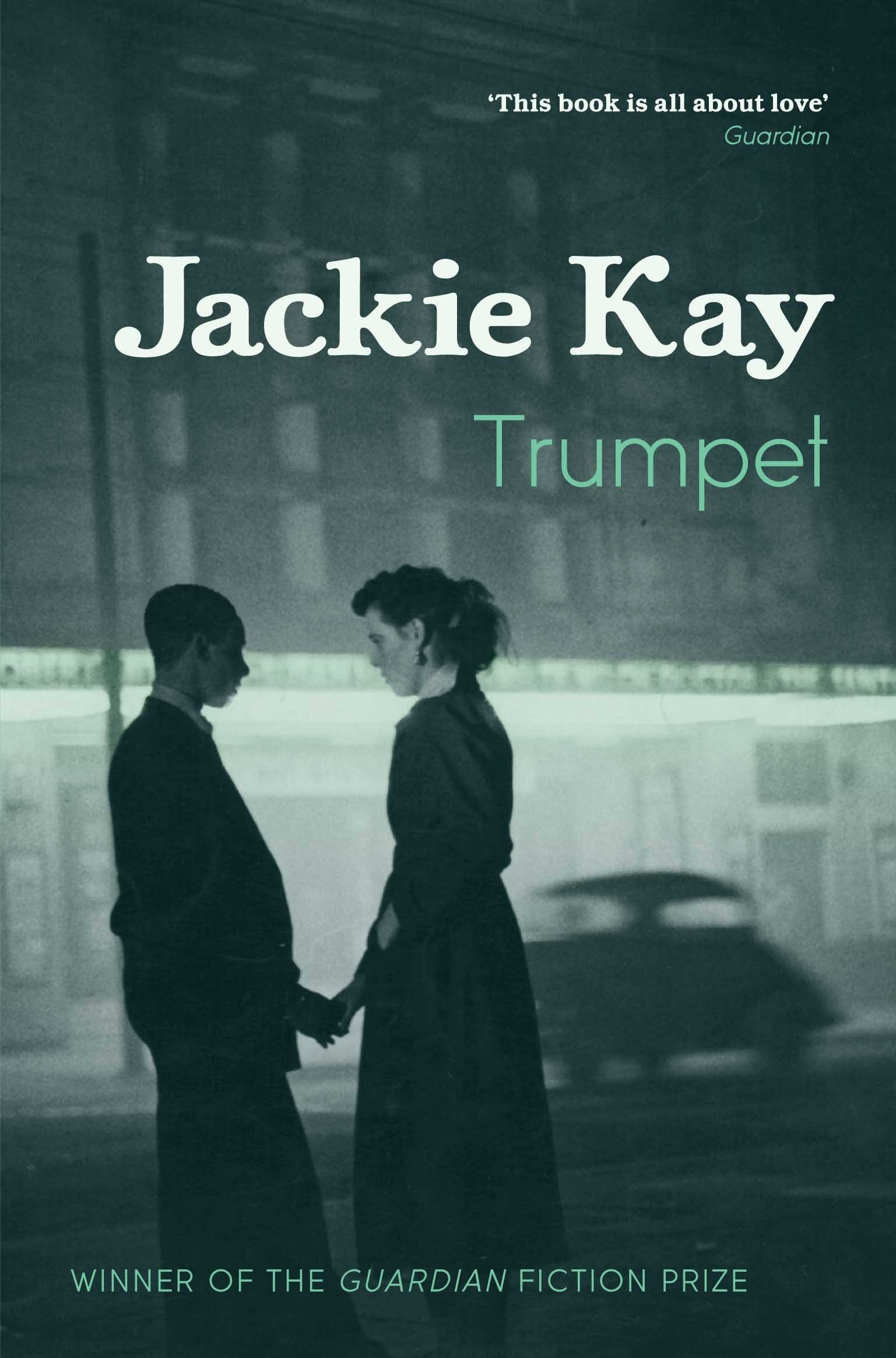Book cover of Trumpet by Jackie Kay