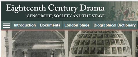 18th Century Drama