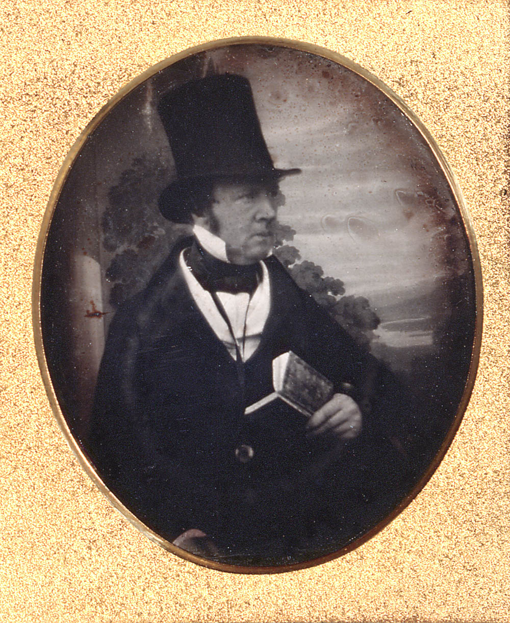 What Fox Talbot Could Have Done With >> Biography