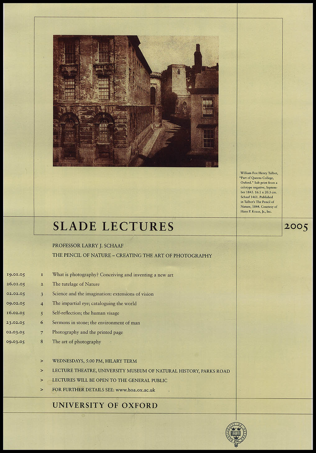 SladeLectures_2005
