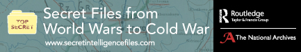 Secret Files from World Wars to Cold War - logo