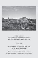 Publications du Centre Européen d'Etudes Bourguignonnes - cover