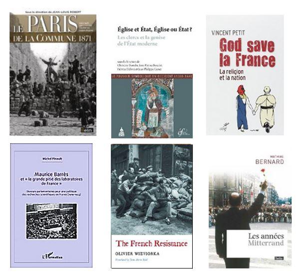 New History books 1 Sept 2016