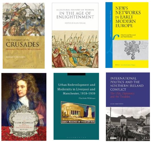New History books 16 August 2016