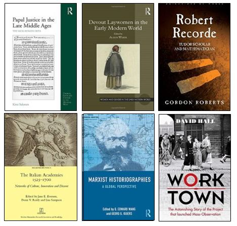 New History books 2 August 2016