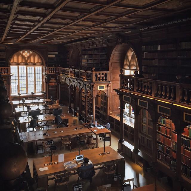 Duke S Archives Book Room