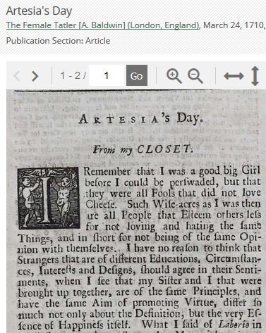 periodical essays 18th century england Introduction:the periodical essay and the novel are the two important gifts of our excellent and indispensable eighteenth century to english literature the latter was destined to have a.