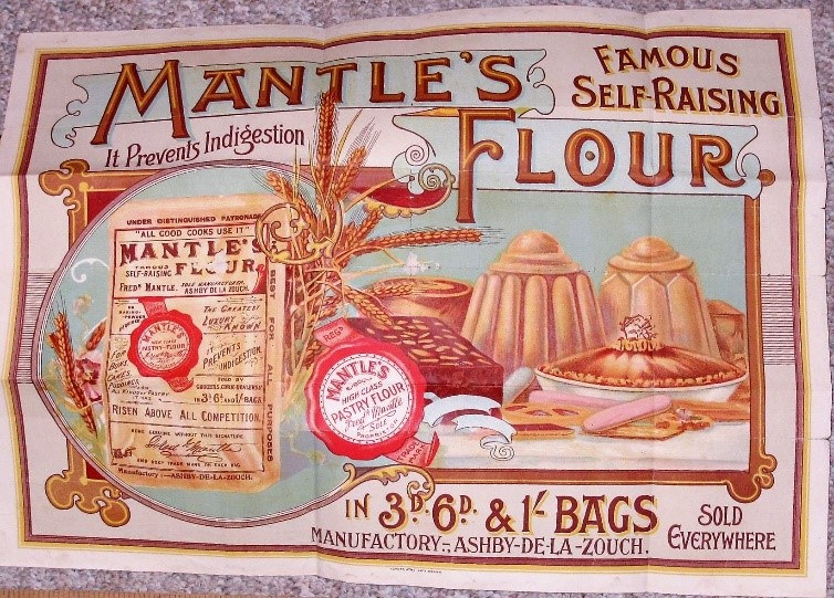 Mantles label