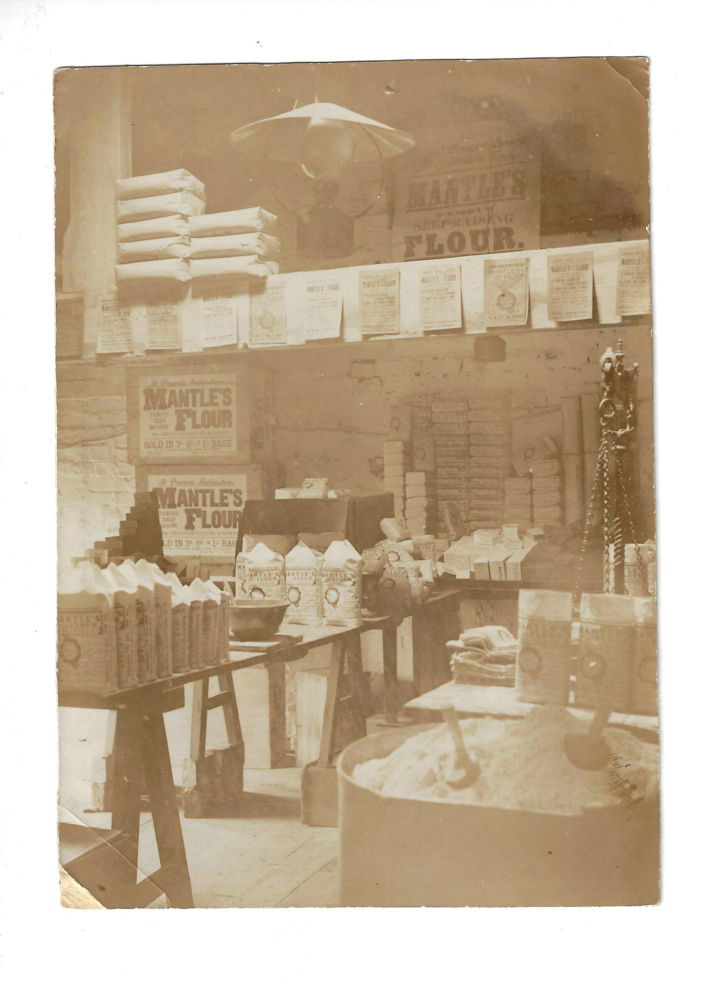 Mantles Flour interior photo