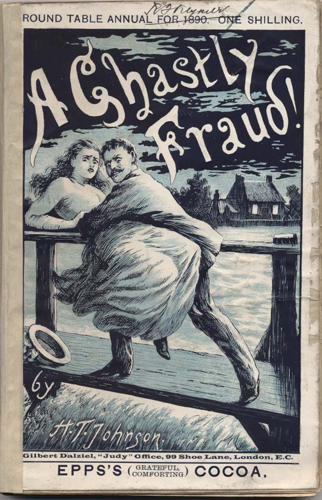 Cover of the Round Table Annual, 1890