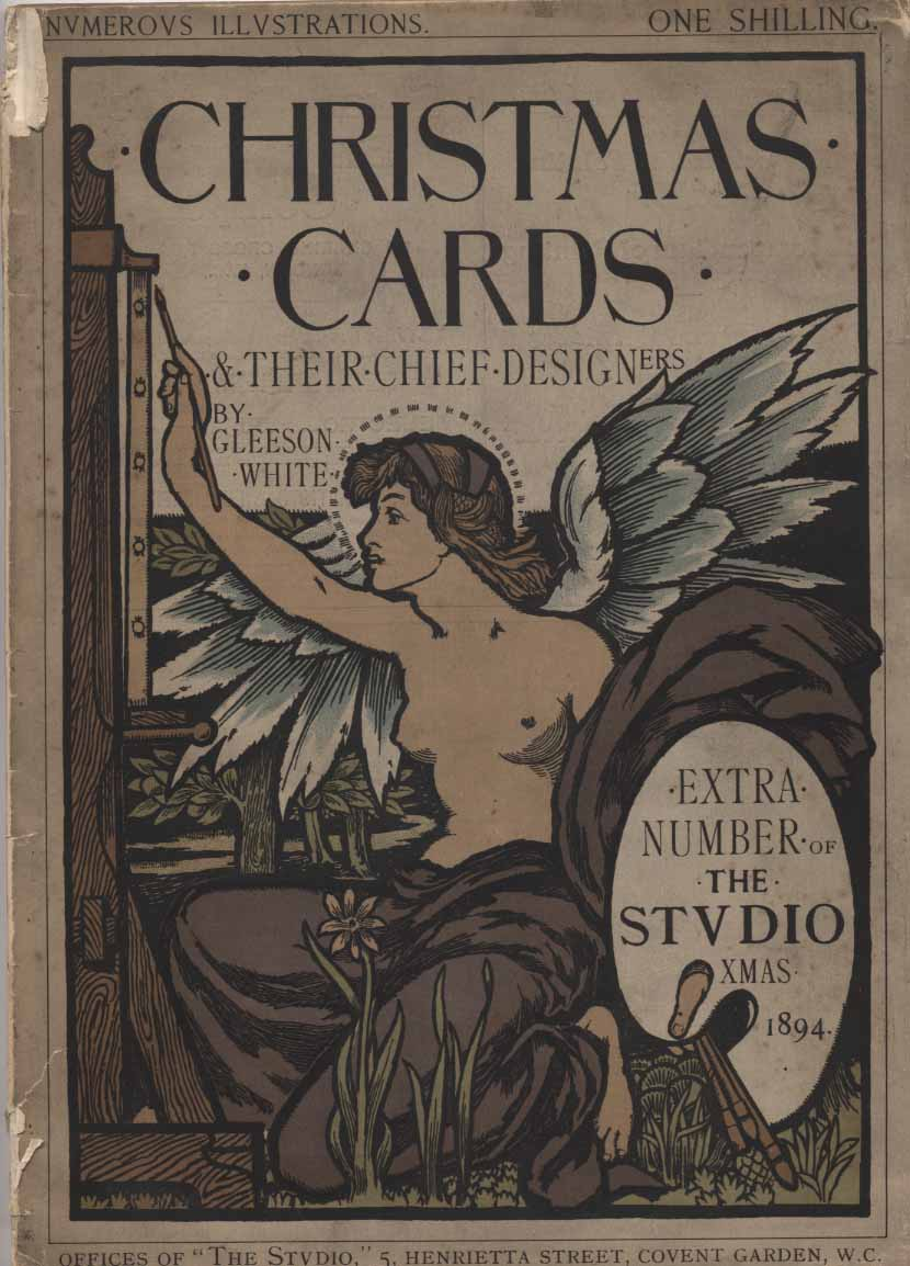 Cover of The Studio extra Christmas Number 1894