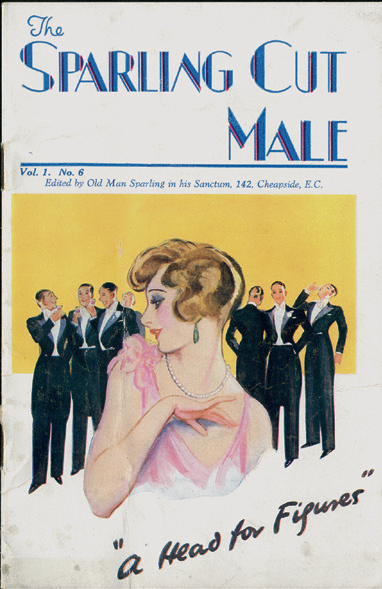 Sparling Cut male catalogue [c. 1926]