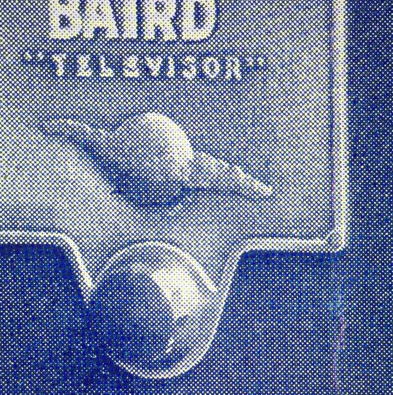 Baird Televisor detail