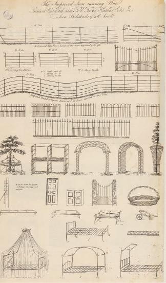John Porter, ironworks (verso)