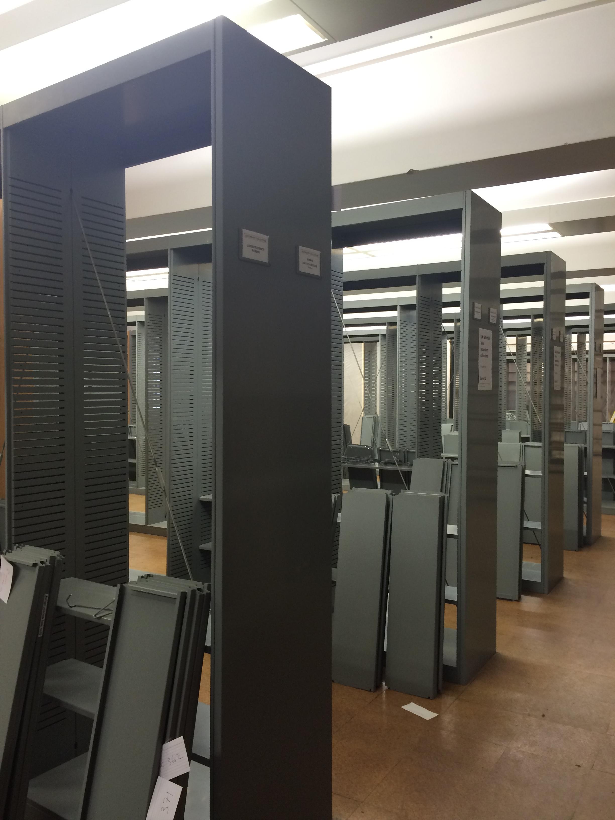 Former Sec Coll shelves (1)