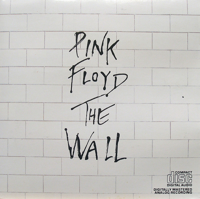 cdcovers/pink floyd/the wall by Jason Hickney use under creative commons licence.