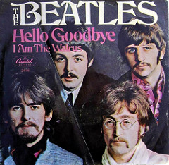 Beatles album cover by Mark Sardella used under the Creative Commons Licence