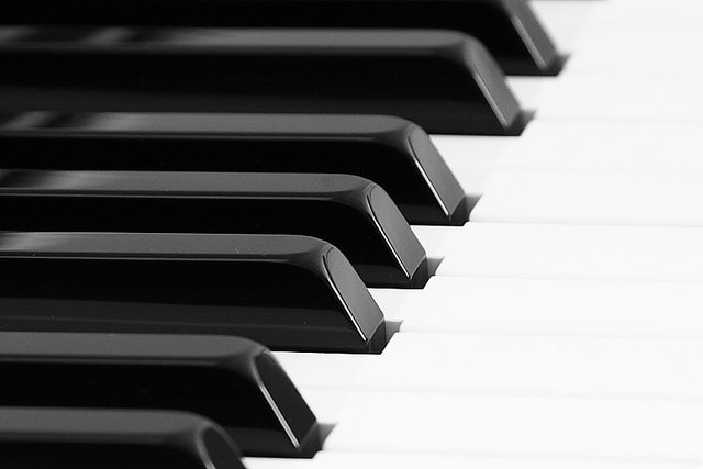 'Piano' by Ali Moradi used under the Creative Commons Licence.