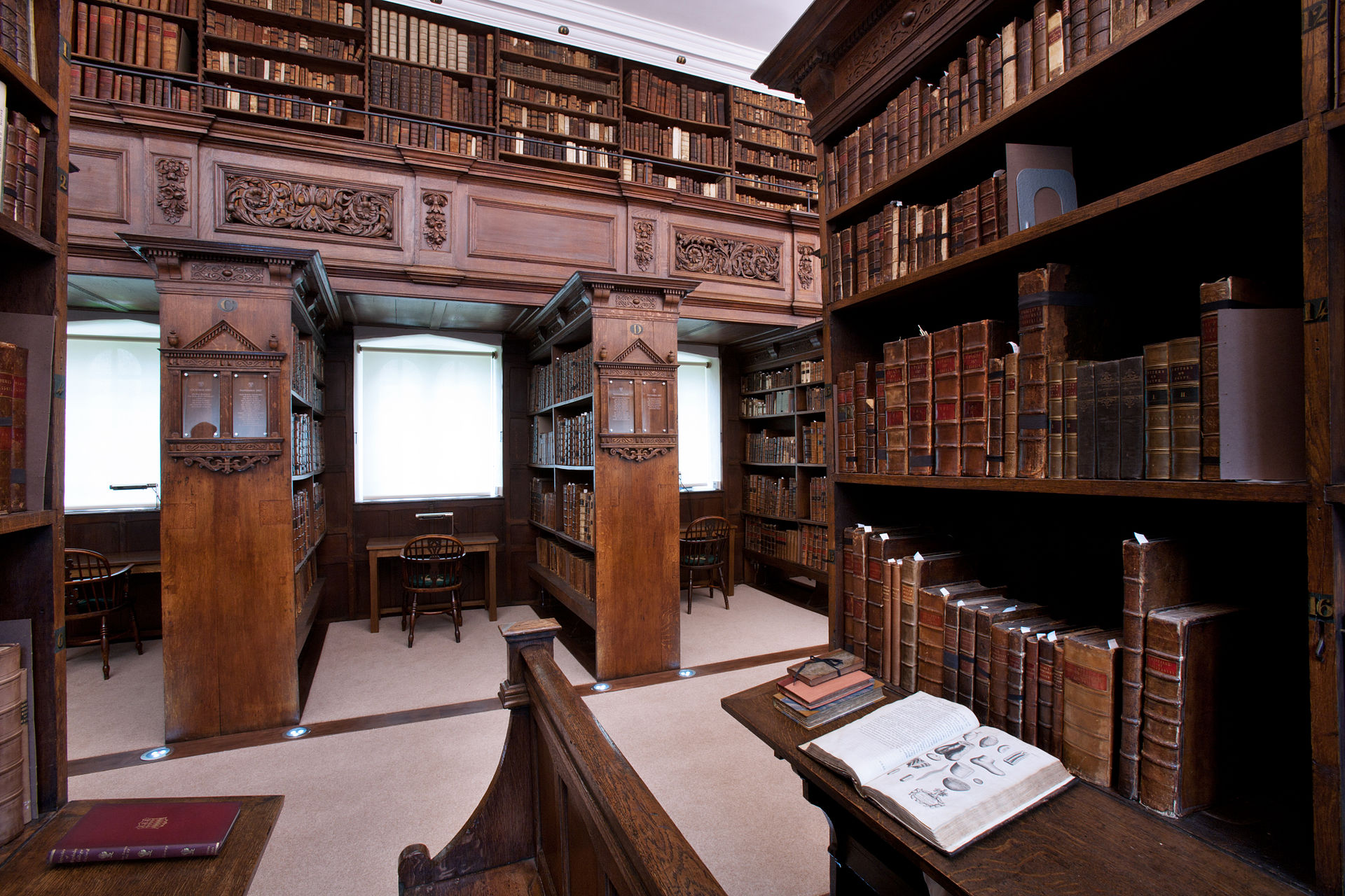 Fellows' Library (Creative Commons)