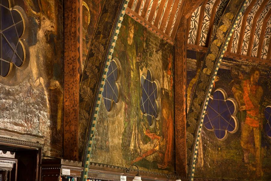 Sir Lancelot mural