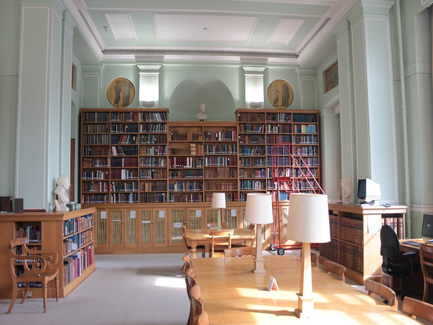 Taylor Institution Library, Voltaire Room