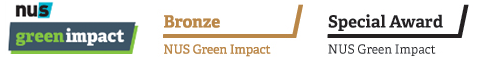 Green Impact 2014-15 logos