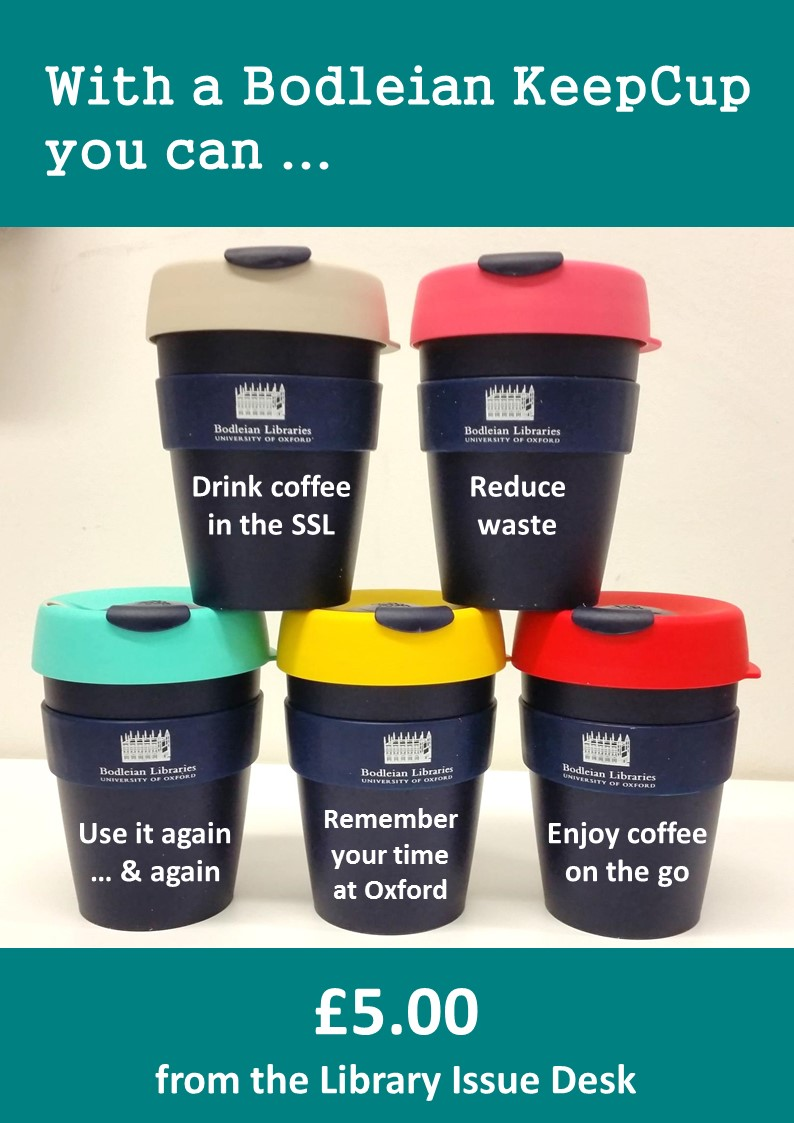 KeepCups June 2016 A4 holders in lib