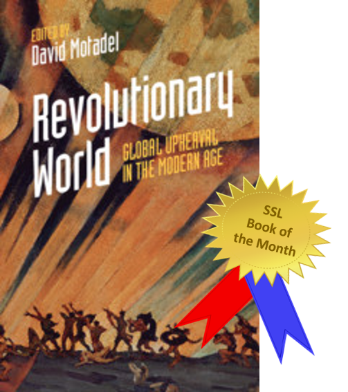 Cover of Revolutionary World: Global upheaval in the modern age