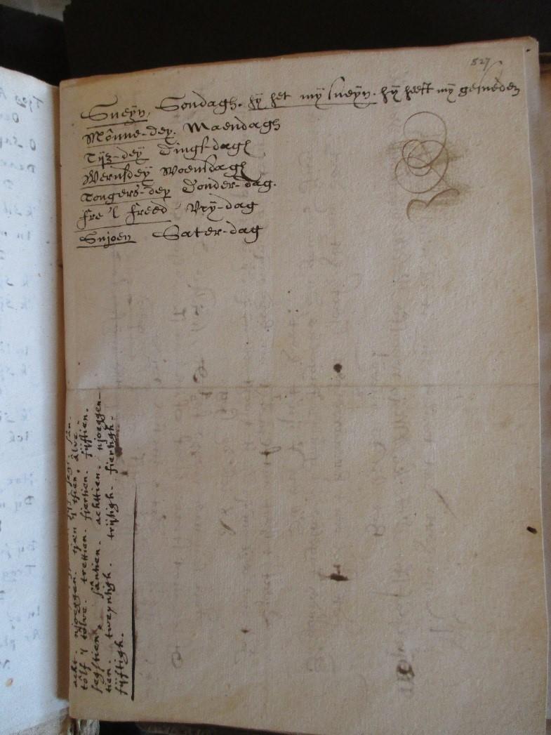 MS. Junius 115a, f.527r