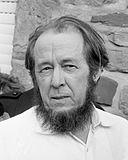 Alexander Solzhenitsyn December 11th 1918- August 3rd 2008