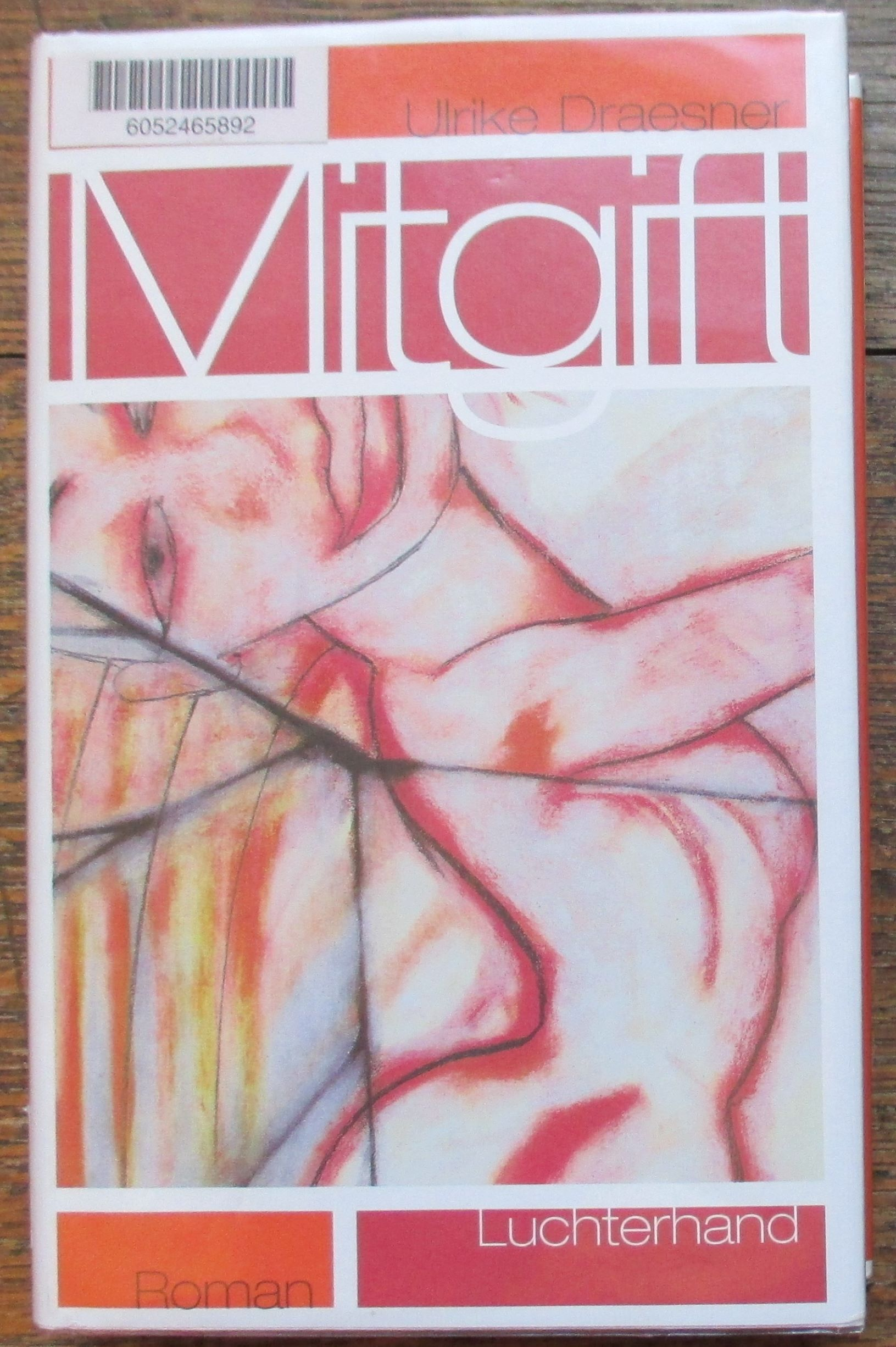 Cover of Ulrike Draesner, Mitgift