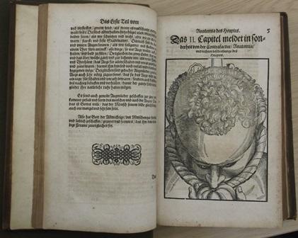 Bodleian Libraries, Oxford. Douce B subt. 305. G. Bartisch: Ophthalmodouleia Das ist Augendienst. Dresden, Mathes Stöckel, 1583.