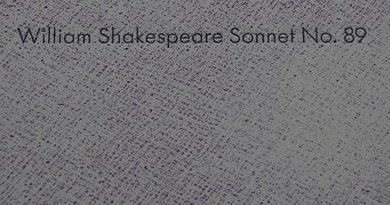 Annette Disslin Sonnet 89