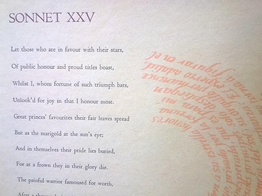 an explication of shakespeares sonnet 29 Sonnet 18 deserves its fame because it is one of the most beautifully written verses in the english language the sonnet's endurance comes from shakespeare's.