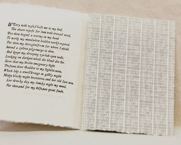 Sonnet 27, Nanette Wylde, PreNeo Press, Redwood City, California, USA