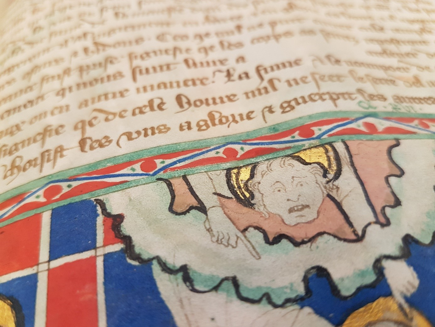 Bodleian Libraries MS. Lincoln College Lat. 16, f. 166r