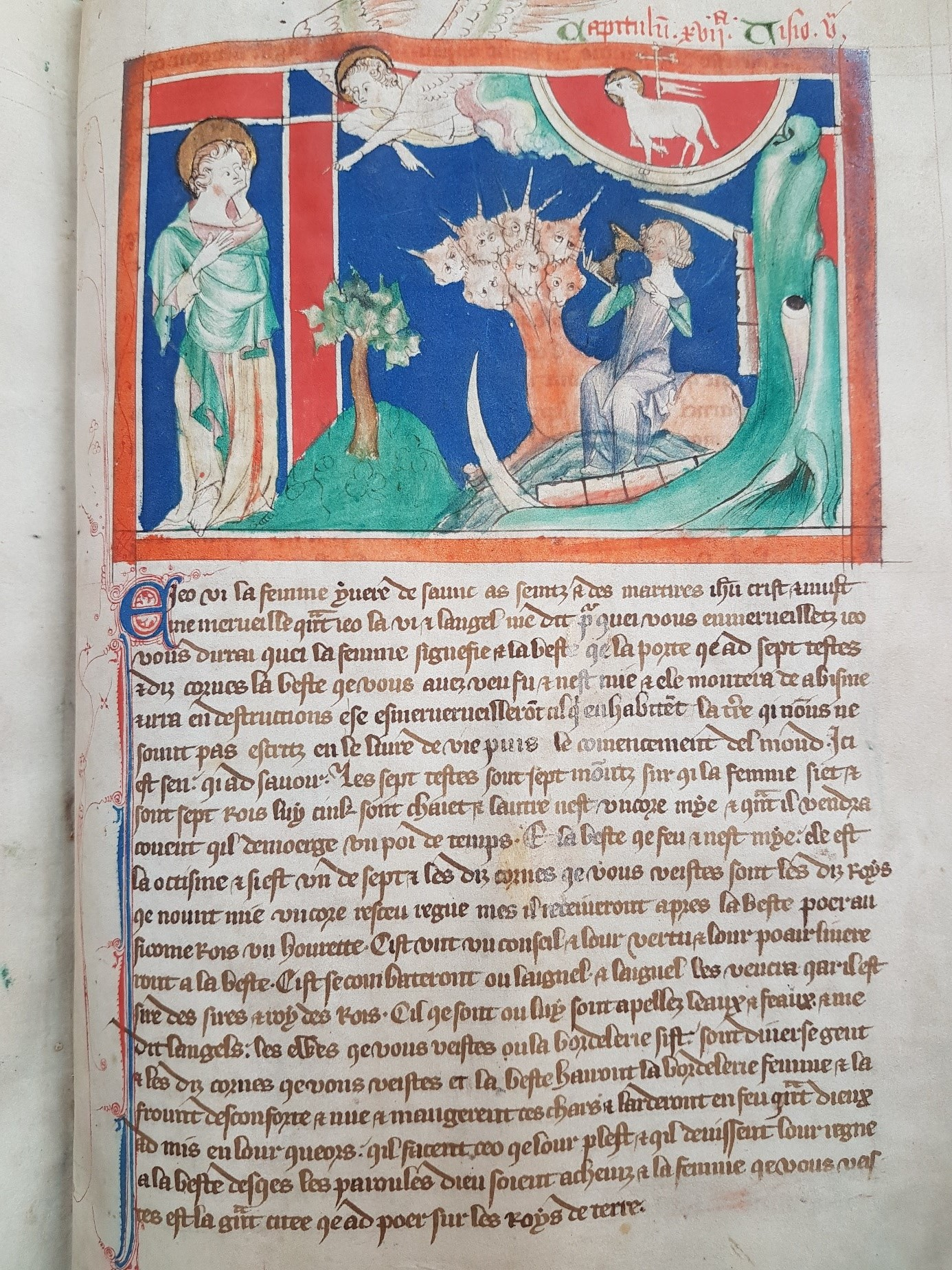 Bodleian Libraries MS. Lincoln College Lat. 16, f. 170r