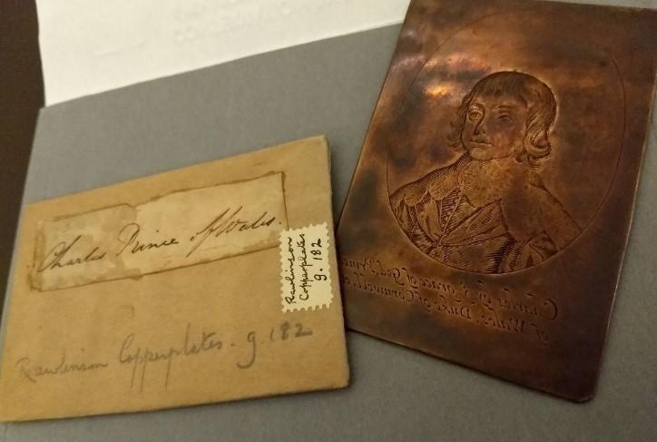 Rawlinson Copperplates g. 182