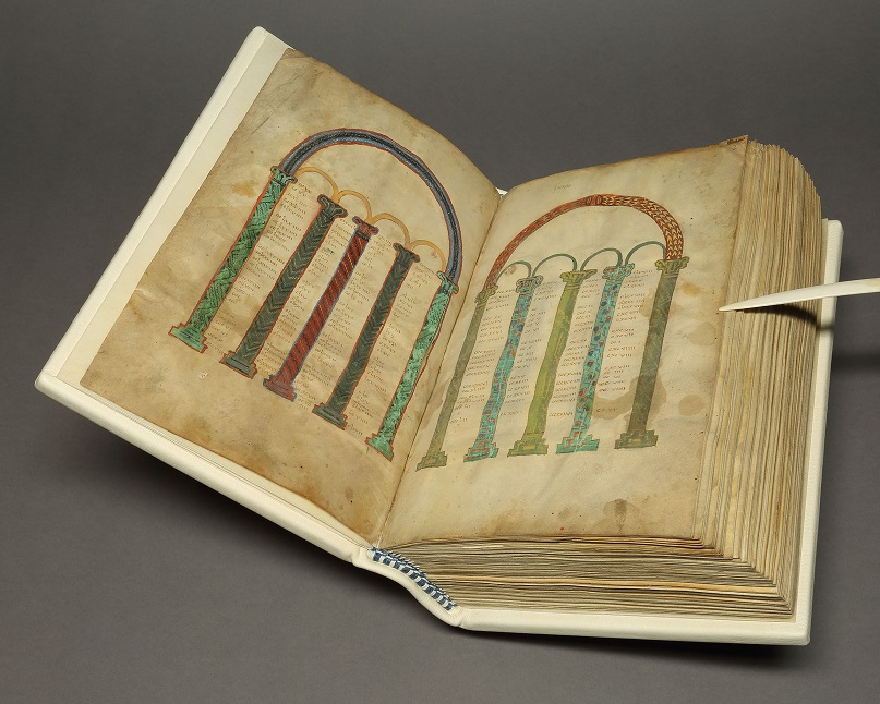 Bodleian MS. Laud Lat. 102, a ninth-century manuscript rebound at the Bodleian Library
