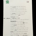 Sir Geoffrey Howe's resignation speech