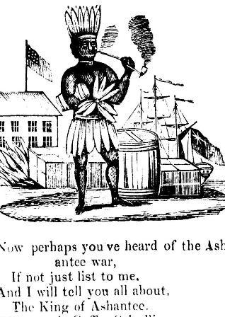 Firth c.16(149) Old King Coffee, or the Ashantee war