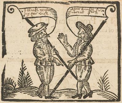 Bodleian Library, Douce Ballads 2 f. 241v