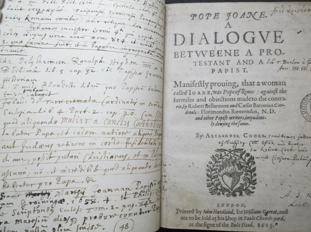 Thomas Barlow S Legacy Of Manuscript Additions The Conveyor